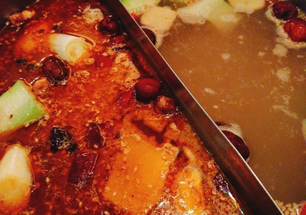 天香回味の火鍋